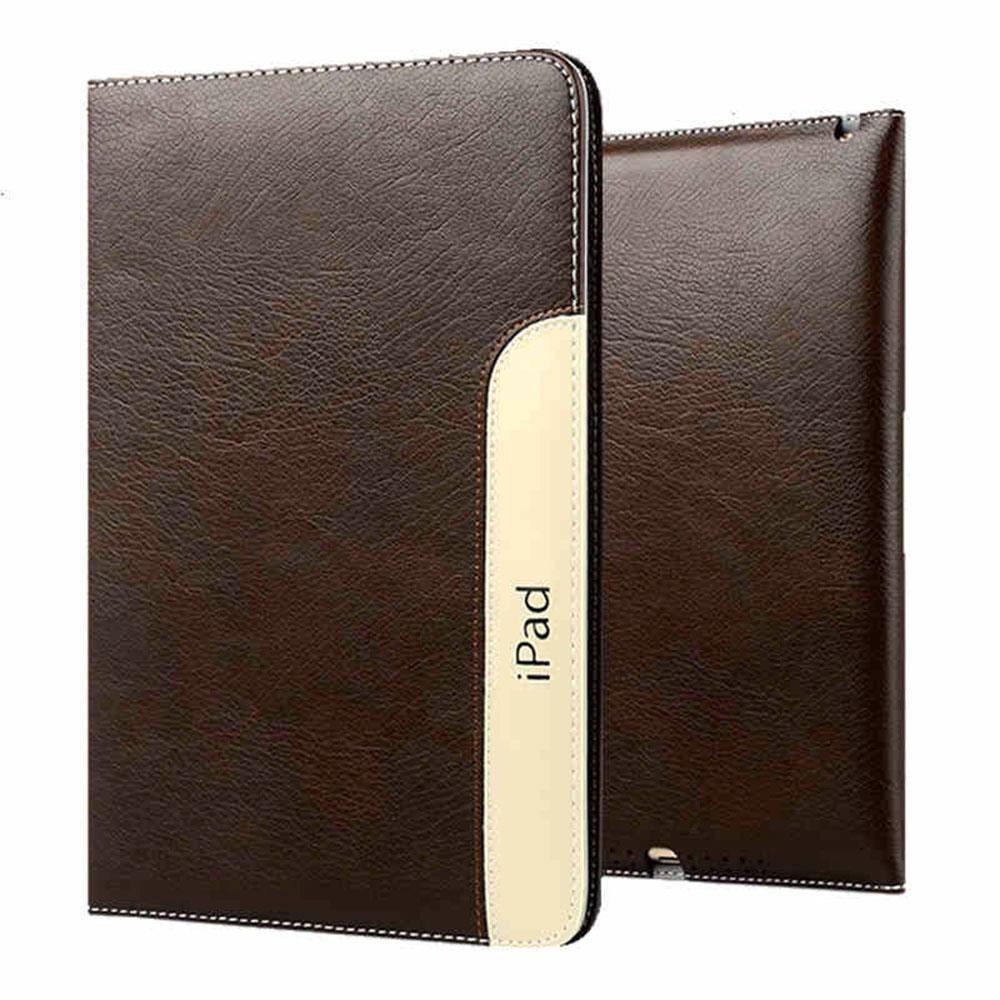 Urtalthin Business Leather Case for iPad Air 2 Case for iPad mini 1 2 3 Flip Stand Smart Cover Protective Shell Skin Funda leather case flip cover for letv leeco le 2 le 2 pro black