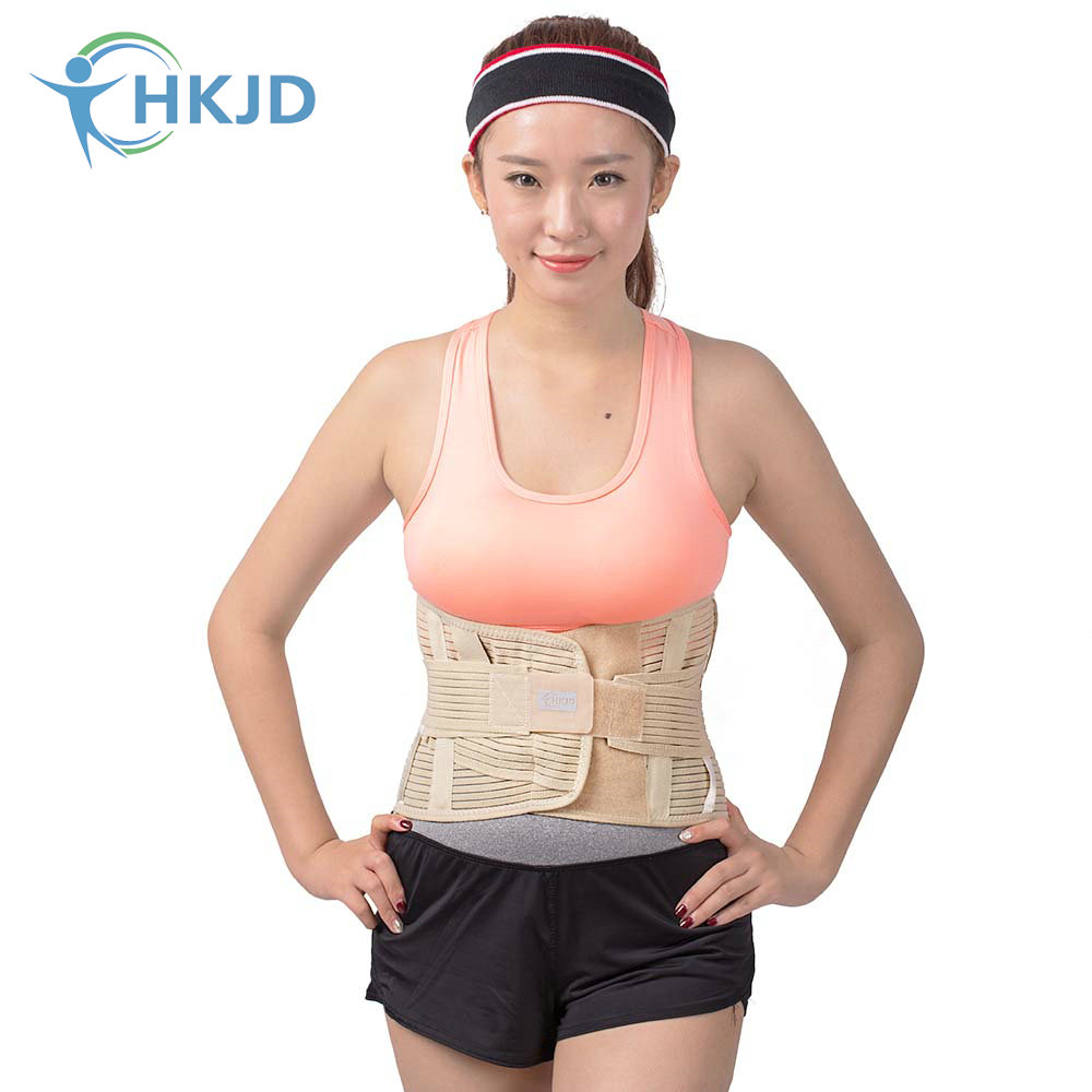 ФОТО Factory Direct Sale Corset Waist Support Belt For Back Pain Waist Belt Waist Brace Back Brace Back Support Back Belt