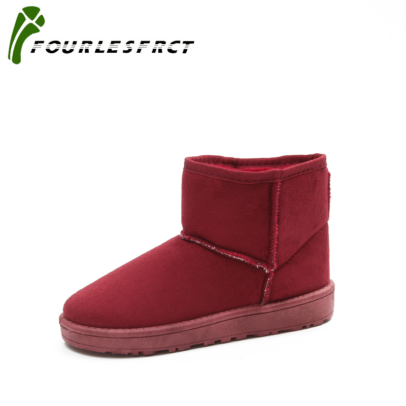 2017 Fasion  Brand Free Shipping Hot Sale Women Snow Boots Ankle Boots Warm Winter Boots Woman Shoes 8 colors 36-40 short Plush