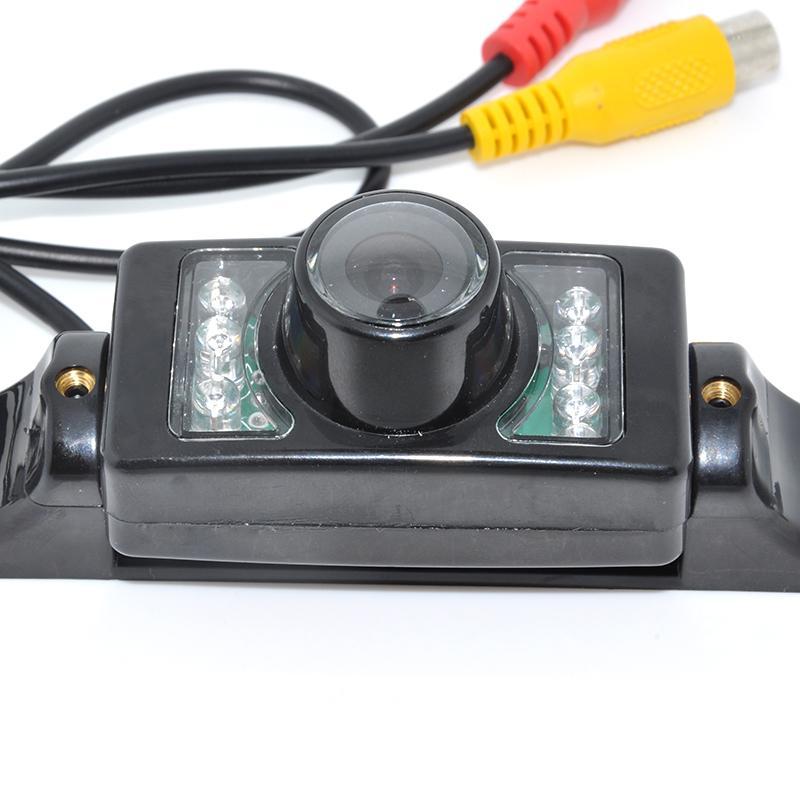 Ունիվերսալ 8 LED ավտոկայանատեղի HD CCD - Ավտոմեքենաների էլեկտրոնիկա - Լուսանկար 4