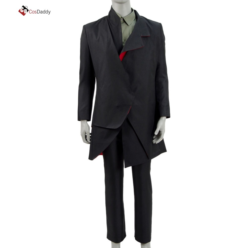 Doctor Who 12 Cosplay Costume Master suits Missy MrSaxon Uniform Clothes CosDaddy
