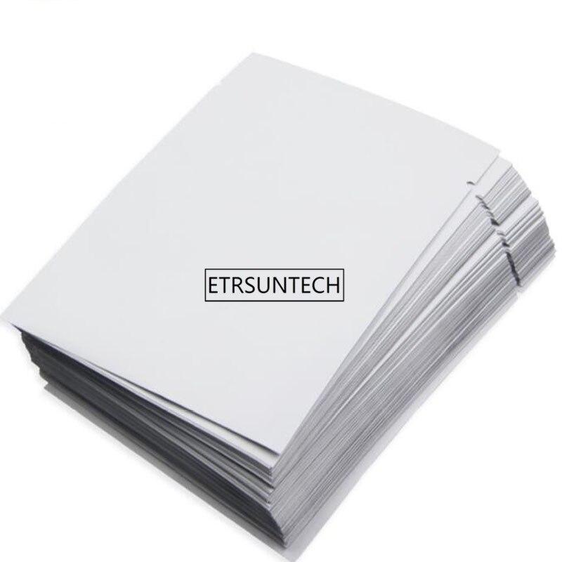 Sac de vide de joint à chaud d'emballage en plastique de poche d'encoche de larme de papier d'aluminium de dessus ouvert blanc pour des sacs de paquet de stockage de casse-croûte de thé de nourriture