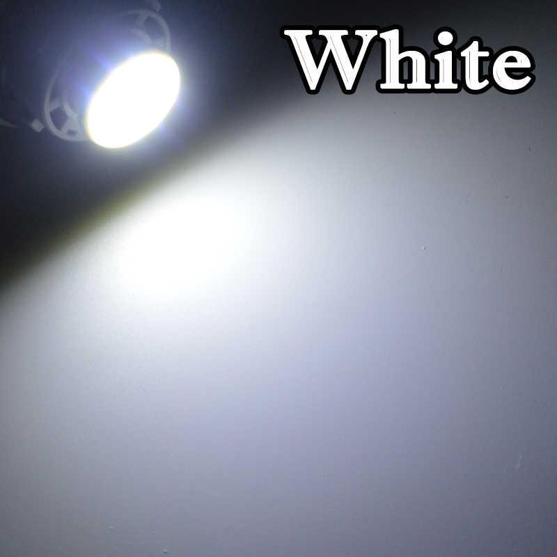 Flytop 1156 COB BA15S LED הנורה P21W 12SMD לבן/אדום/כחול/צהוב רכב מנורת רכב הנורה 12V משאית RV אוטומטי רכב אור