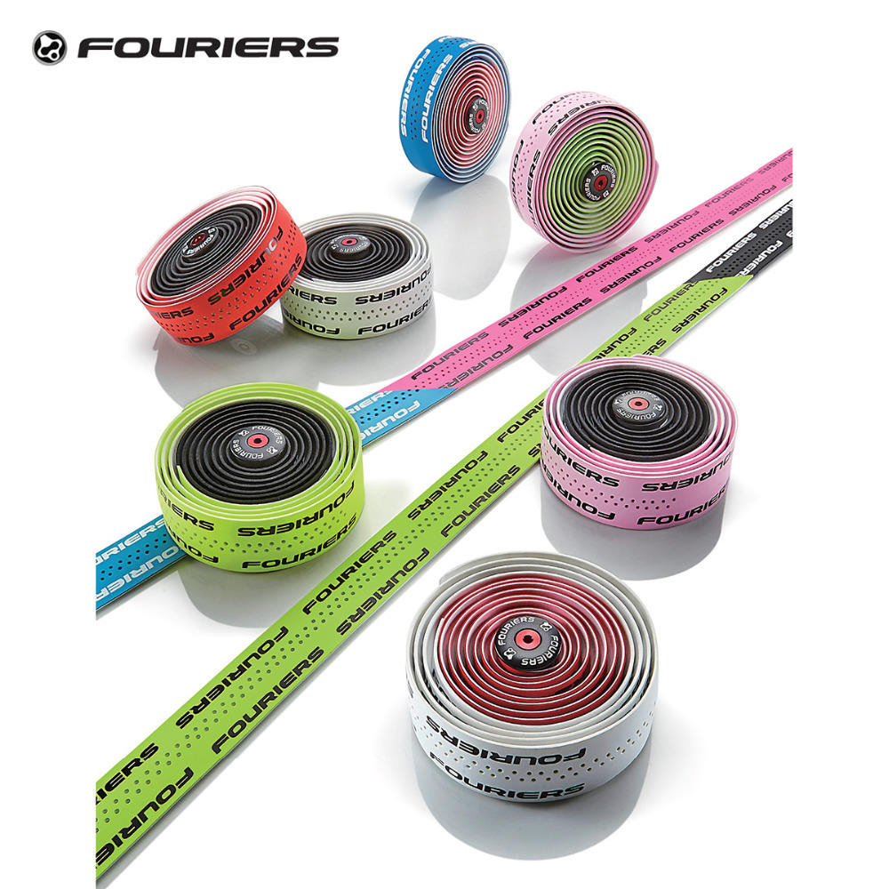 New Color Tape Bicycle Drop Handlebar Fixed Gear Road Bike Handle Bar Double