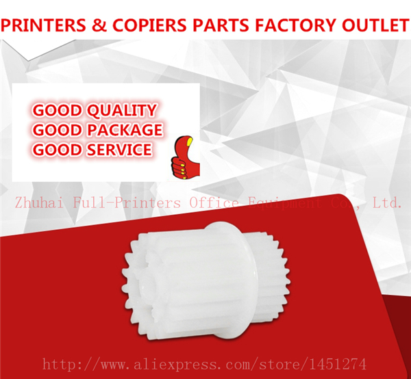 Free shipping! 5 pcs Compatible New Fuser Driver Gear for Canon IR 2520i 2525i 2530i 2530i copier
