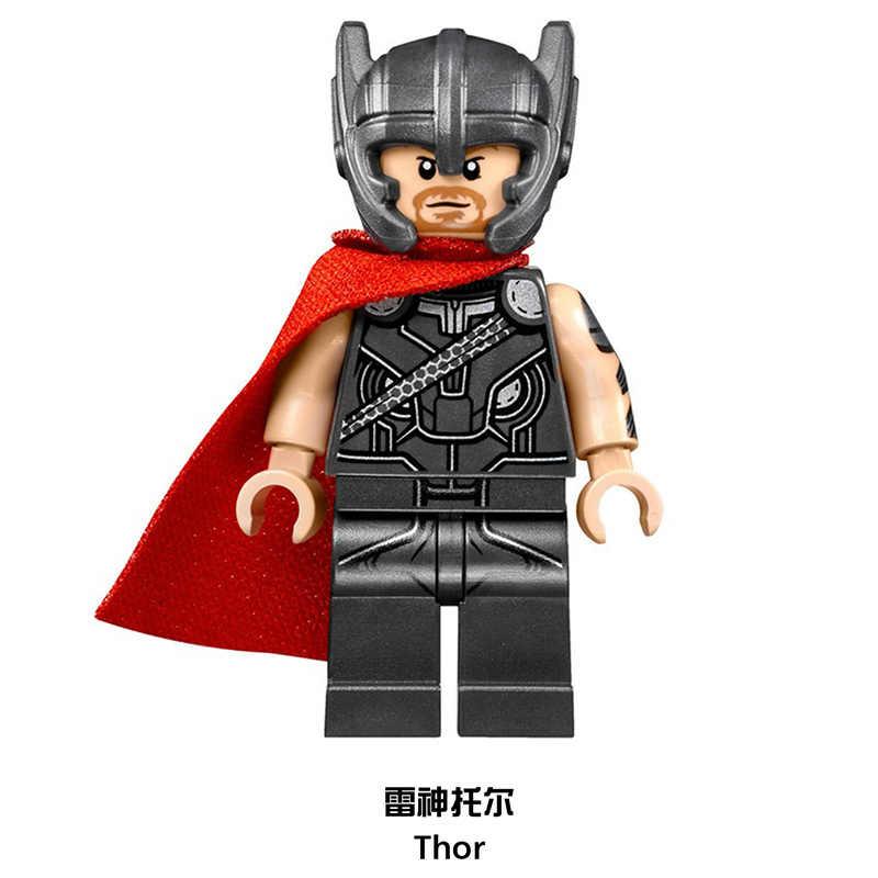 Marvel Supergirl deadpool kahramanlar Infinity savaş Avengers merak kadın Wolverine Batman X adam flaş DC oyuncak inşaat blokları rakamlar