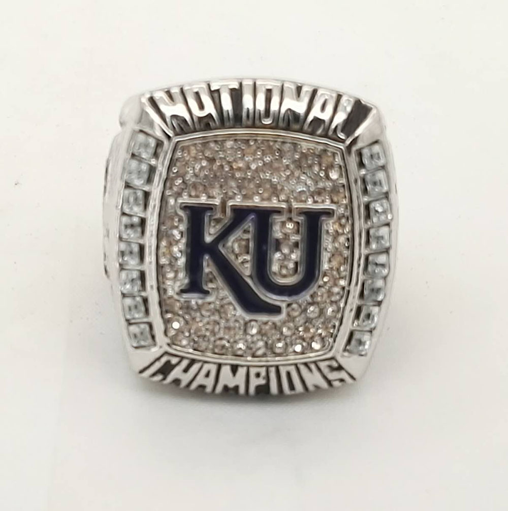 ring ncaa rings basketball devils duke blue pin