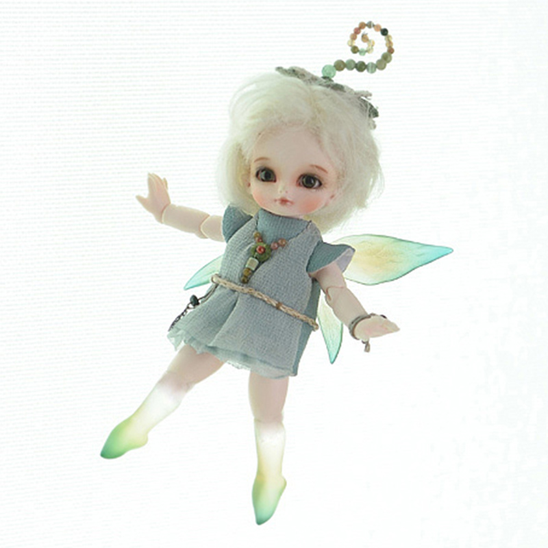 soom flower-fairy prince resin bjd kit 1 /3 for sales not toys volks luts sd yosd dollchateau doltown dodal fairyland doll fl