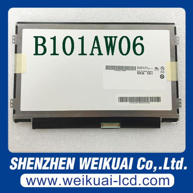 """10.1 """"slim led panel de visualización de pantalla n101i6-l06 b101aw02 ltn101nt05 b101aw06 v.1 compatible para acer aspire one d255 d260 d257"""