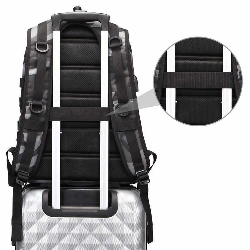Мужской рюкзак PUBG, школьный рюкзак Mochila Pubg Battlefield, армейский рюкзак, камуфляжный рюкзак для путешествий, холст, зарядка через usb, мужской рюкзак