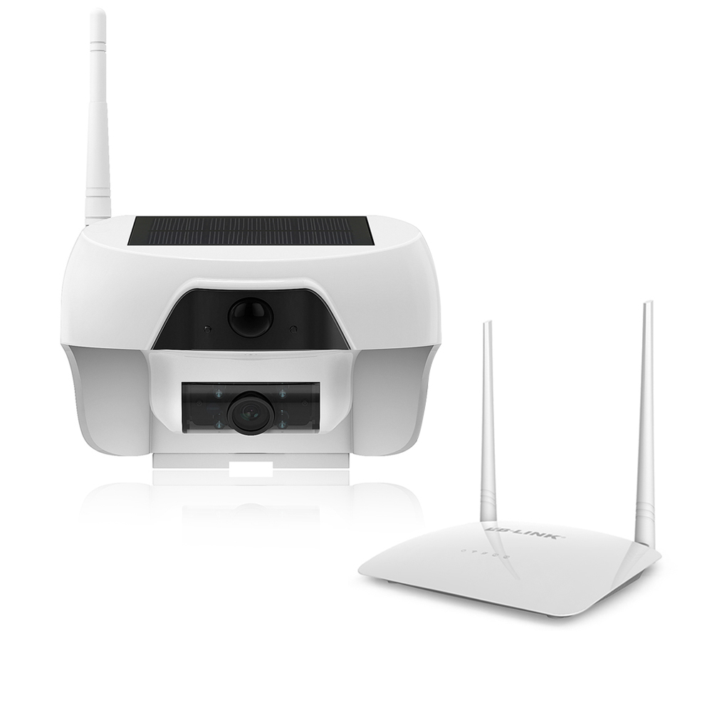FREECAM Солнечный WI FI Камера комплект Беспроводной безопасности IP Камера с Перезаряжаемые Батарея открытый включают усиление сигнала