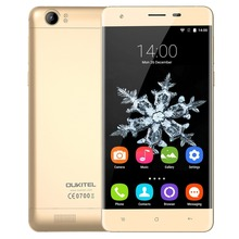 5.5 inch OUKITEL K6000 4G Phablet Android 5.1 MTK6735 64bit Quad Core 1.0GHz 2RB 16GB 13.0MP+5.0MP OTG 2.5D Screen Fast Charging