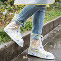 Drop Shipping Anti-Slip Waterproof Thickened Men Women Reusable Shoes Covers Rain Protective Cover For Shoes Worldwide Sale Hot
