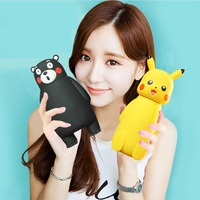 Children Lovely Originality Cartoon Pokemon Thermos Schoolgirl Portable Mini 304 Stainless Steel Vacuum Cup