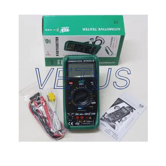 DY2201B motor speed 500RPM - 10000RPM best multimeter with Battery Tester