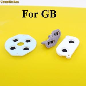 Image 2 - Best price Wholesale 3pcs/set 2 10 sets For Nintendo GameBoy Classic GB DMG 01 Conductive Rubber Silicone Buttons D pad D pad