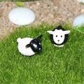 Cute MINI Dollhouse Miniature Furniture accessories Meadow sheep