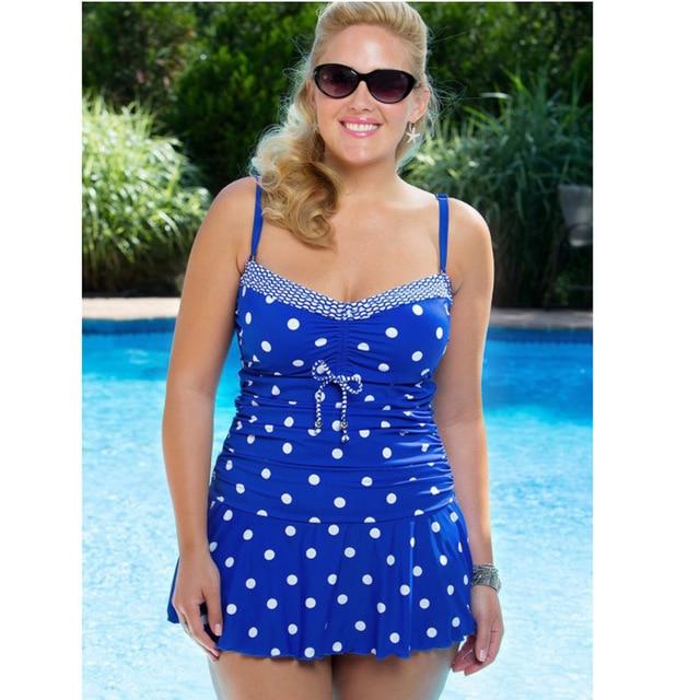 1bb8ffdde77e Bikini 2019 Sexy traje de baño fundido Mujer Plus tamaño grande 2 piezas  bañador Tankini playa