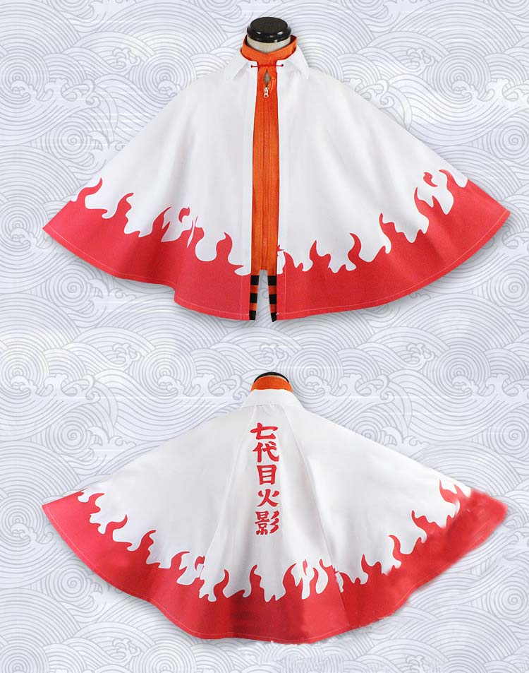 Hot  Sale Naruto Cosplay Costume  Cloak Contain Size is S-XL ZXS-cloak