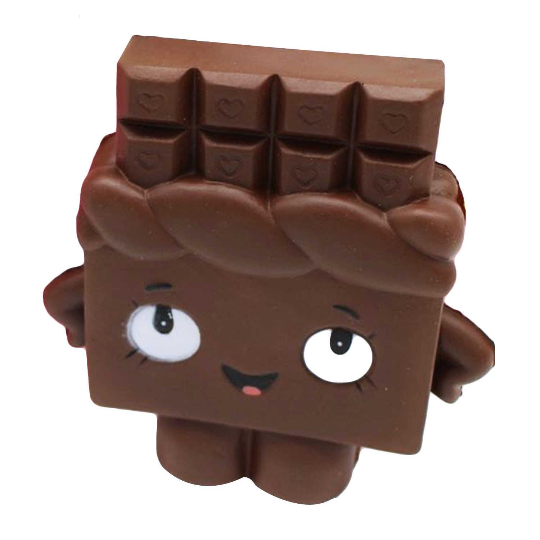 Besegad (13 см) с двумя стрелами, милые, миленькие в японском стиле («Каваий»), супер мягкий шоколадный медленно нарастающее при сжатии игрушки для снимает антистресс тревога антистресс