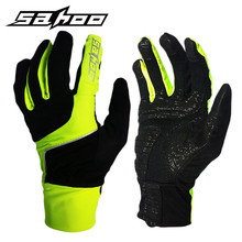 Cycling-Gloves Touchscreen Road Motocross SAHOO Winter Women Windproof MTB Without Autumn