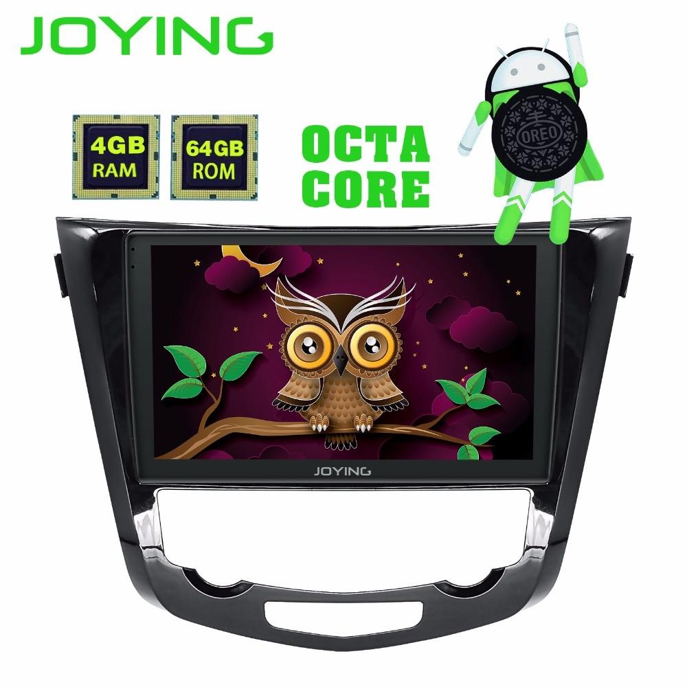10.1 IPS Octa Core 4 gb + 64 gb Android 8.1 Voiture Radio Stéréo Autoradio Pour Nissan X -sentier 2014 + GPS Navigation Musique FM Lecteur DVD
