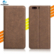 Luxury Retro PU Leather Case For ZTE Nubia Z17 Mini S 5.2 inch Mobile Phone Stand Filp Cover Case For Nubia Z17 Mini S