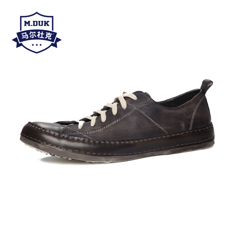 new men's shoes Korean fashion youth casual shoes men Genuine Leather British retro all-match cowhide breathable sneaker fashion the winter warm british retro men shoes cowhide cashmere male shoes leather all match trend of korean youth men s casual shoes