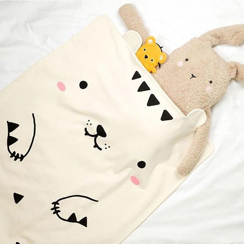 Couverture de bébé pour les nouveau-nés fibre de bambou coton mousseline emmaillotage pour bébé bébé literie feuille tapis de jeu enfants poussette couvertures