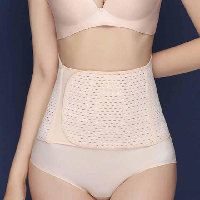 df8358b980c Top Quality Postnatal bandage After Pregnancy Belt Postpartum Bandage Postpartum  Belly Band for Pregnant Women Shapewear Reduce