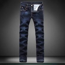 Дизайнерский бренд брюки мальчик джинсы Маленькие ноги штаны брюки прямые новый человек джинсы страх божий байкер джинсы