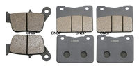 Brake Pads Set For SYM 400 I Max Sym Inc ABS 2011 2012 2013 2014 600