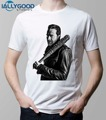 IALLYGOOD STUDIOS 2017 New Arrival Men's Fashion Walking Dead T-shirt Negan Lucille Men Tee Funny T Shirt