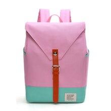 Известный бренд женщин бренд модные уникальные Дизайн Женщины книга Сумка женская рюкзак сумки холст школьный рюкзаки для девочек-подростков