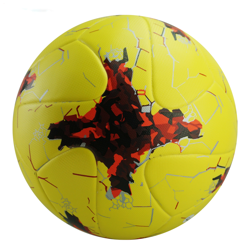 New Football Ball Official Size 4 Size 5 Soccer Ball League Outdoor Football PU Leather Team Sports Training Ball Futbol Voetbal