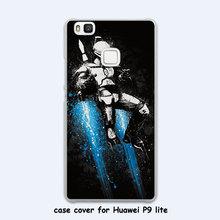 Star Wars Hard Transparent Case Cover for Huawei P10 P8 P9 lite P7 Mate 7 8 Mate9 Mate S