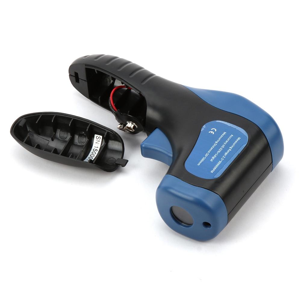 Laserowy obrotomierz cyfrowy TL-900 Bezdotykowy zakres pomiarowy: - Przyrządy pomiarowe - Zdjęcie 2