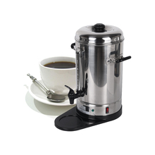 New Arrival 6L Stainless Steel Coffee Filter Maker Machine Commercial Coffee Processors For Party Bar distributor opportunities 2017 new technology stainless steel commercial meatball making machine for sale