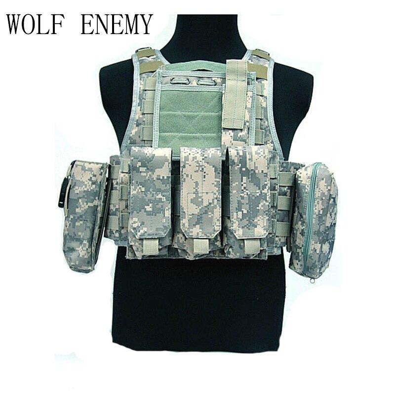 Gilet tactique 027 gilet champ cs gilet tablier gilet équipement de protection militaire