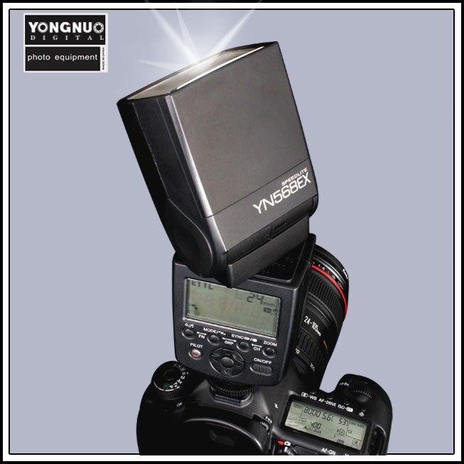 Yongnuo YN-568EX pour Nikon, YN 568Ex HSS Flash Speedlite YN 568 D800s D700 D600 D200 D7000 D90 D80 D5200 D5100 D5000 D3100