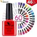 Nuevo envío gratis diseño de Arte de uñas de manicura Venalisa 60 Color 7,5 Ml empapa esmalte de Gel UV esmalte de uñas de Gel laca barniz