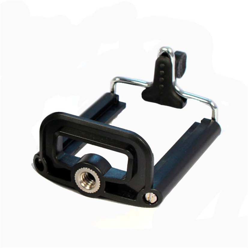 Factory Price Binmer Hot Selling New Smart Phone Stand Clip Bracket Holder Tripod Monopod Mount Adapter Nov3
