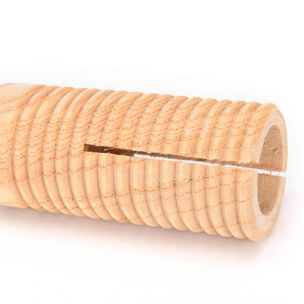 IRIN 2 ピース/セットサウンドチューブ木製カラスサウンダ音楽玩具打楽器のおもちゃ楽器