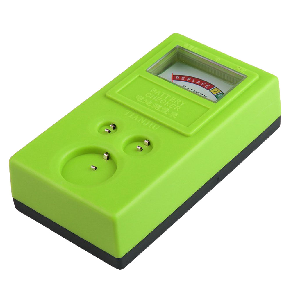 1.55V and 3V Button Cell Battery Checker Battery Tester Green парогенератор с утюгом silter super mini 2000m 1литр с манометром