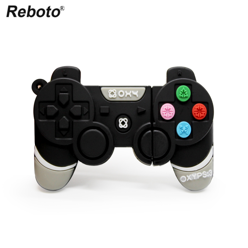 Retobo Usb 2.0 Pendrives Game Machine PSP Console 4GB 8GB 16GB 32GB 64GB U Disk Gamepad For Children Gift Pendrive Personalizado