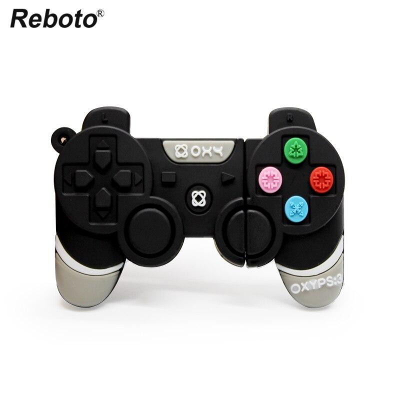 Retobo Usb 2.0 Pendrives Game Machine PSP Console 4GB 8GB 16GB 32GB 64GB U Disk Gamepad For Children Gift Pendrive Personalizado