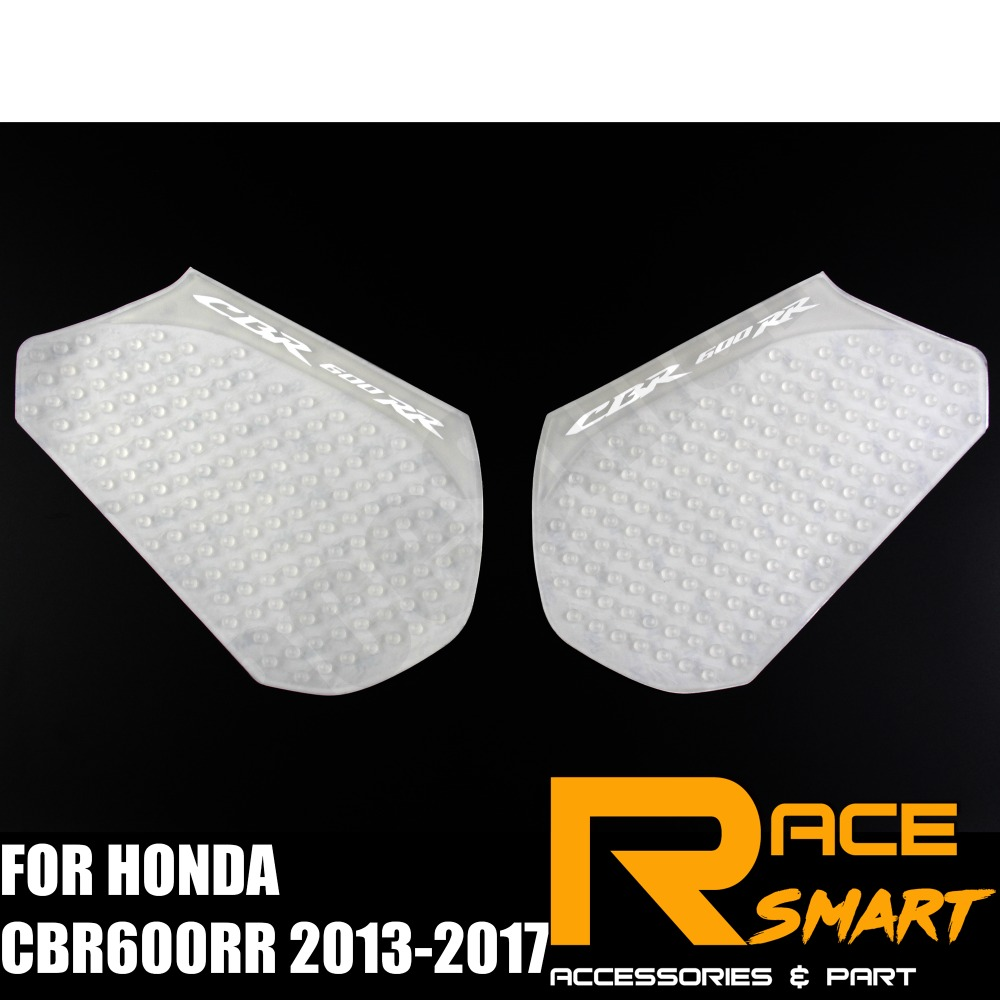 600rr Automobiles & Motorcycles Motorcycle Gas Tank Pads For Honda Cbr600rr 2013-2017 Knee Grip Protector Protective Fuel Sticker Side Pad Cbr 600 Rr Decals & Stickers