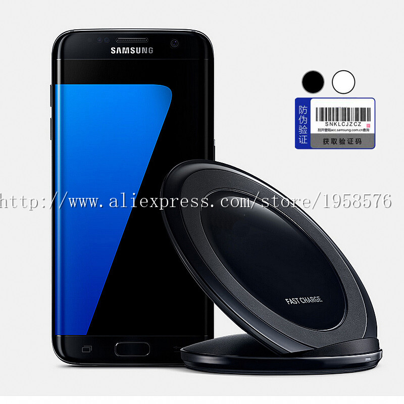 100% Fast Charge EP-NG930 Vertical Wireless Fast Charge Stand Charging Dock For Samsung Galaxy Note 5 7 S7/S7 Edge S6 Edge Plus