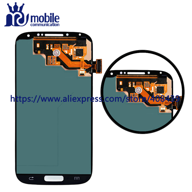 Tested LCD For Samsung Galaxy S4 gt-i9500 i9505 i9515 747 LCD Display Touch Screen Digitizer Panel assembly