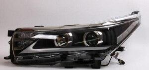 Image 2 - Car Styling dla Corolla reflektor altis 2017 ~ 2019/2014 ~ 2015 rok LED DRL ukryta żarówka soczewki biksenonowe wysoka martwa wiązka Parking lampa przeciwmgielna